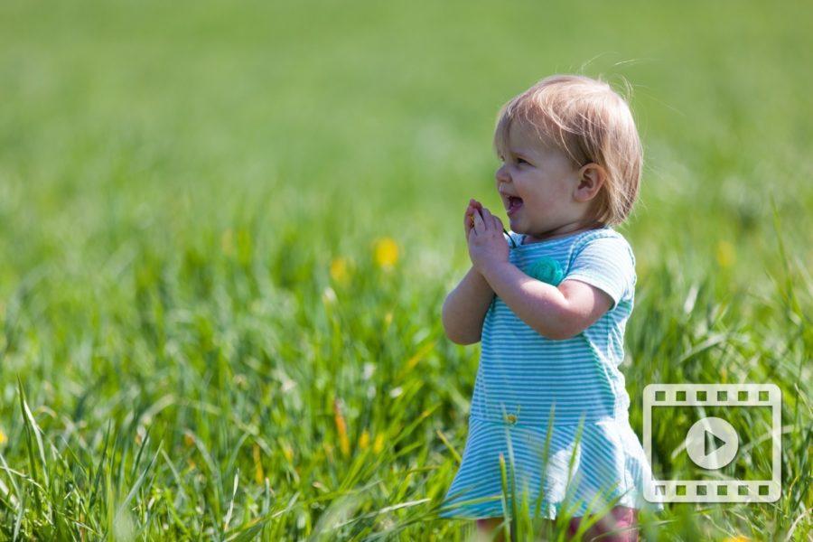 Preschoolers and Prayer