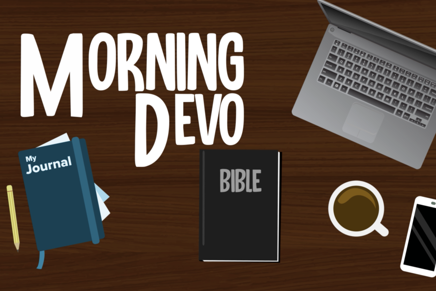 Morning Devo: March 31, 2020