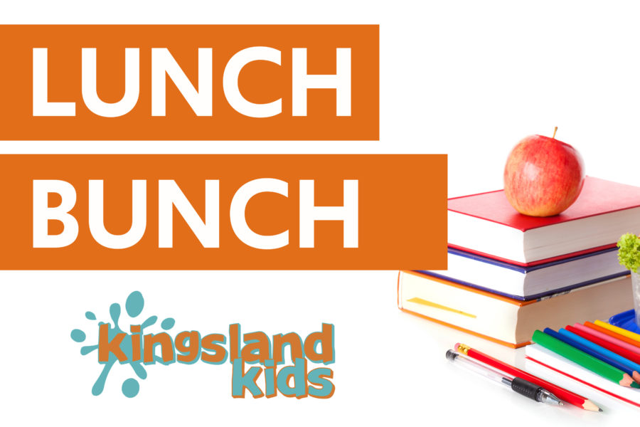Lunch Bunch: April 3, 2020