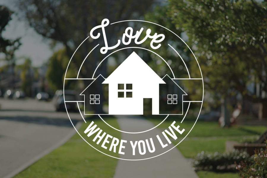 Love... Where You Live