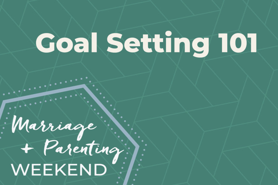 Goal Setting 101: How to Dream and Set Goals for Your Family