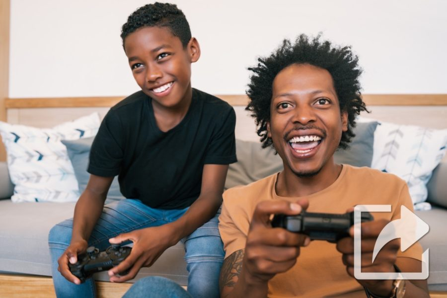 3 Important Things to do with Your Gamer Kid