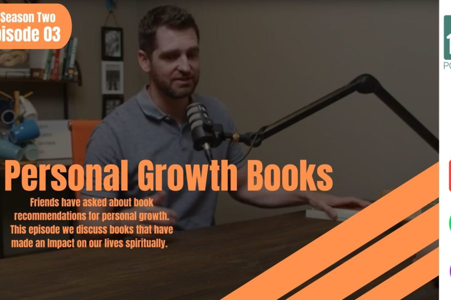 Empowered Homes Podcast: Books for Personal Growth