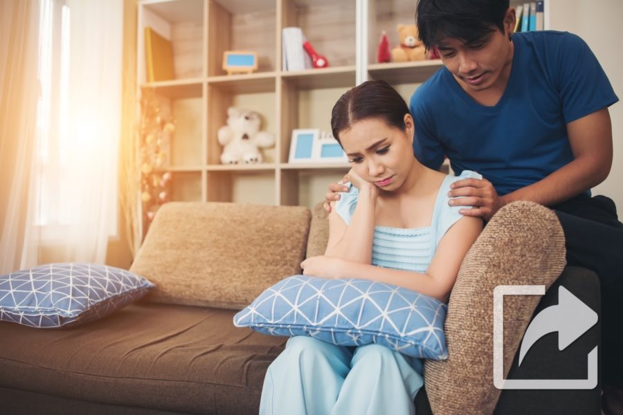 3 Pieces of Baggage Your Wife Might've Brought Into Marriage